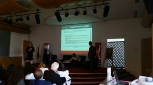 Maroc conférence 300x168 Koltech présente Talent Prequal au marché marocain